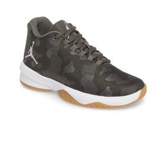 Nike Youth Jordan B. Fly River Rock Camo Shoe